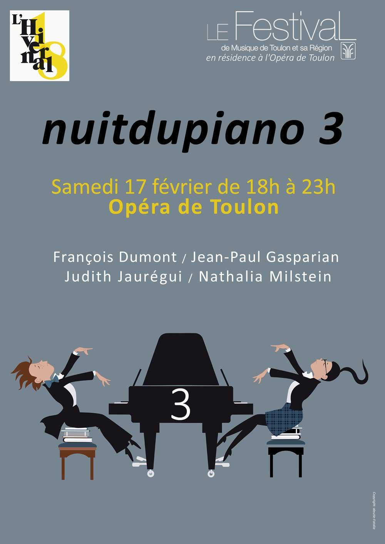 visuel Nuit du Piano 2018 recto