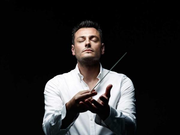 Maxim Rysanov dirige l'Orchestre de Picardie