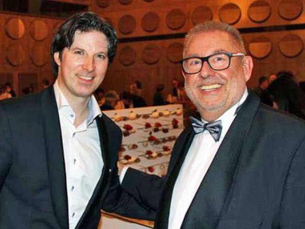 Daniel Müller-Schott reçoit le prix ICMA à Leipzig