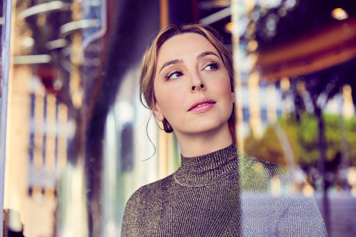 Le CD de Judith Jáuregui nommé pour le Prix OPUS KLASSIK