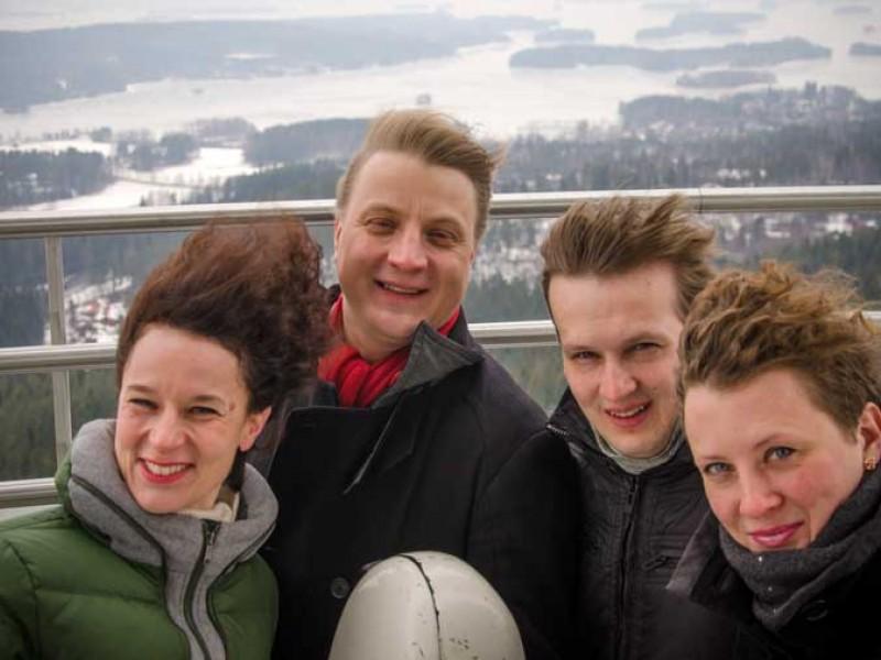 Quatuor ASASELLO
