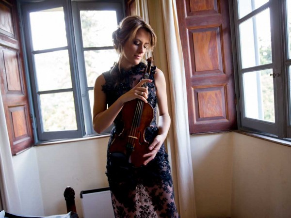 Francesca Dego rejoint Caroline Martin Musique