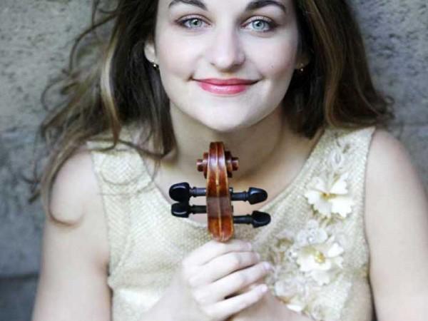 Alexandra Soumm soliste de l'Orchestre National de Metz